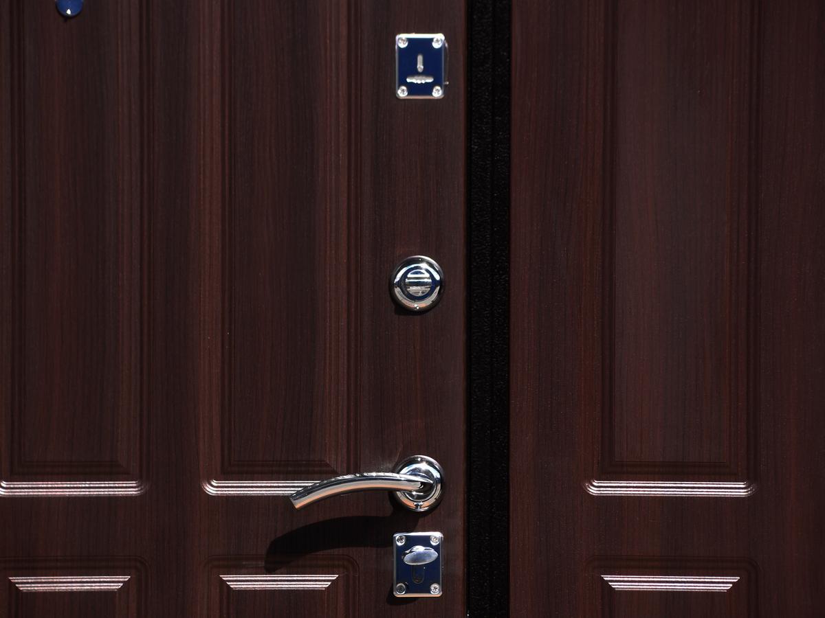 железные двери двустворчатые 1200 мм
