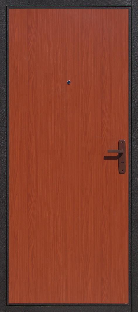 двери железные строительные