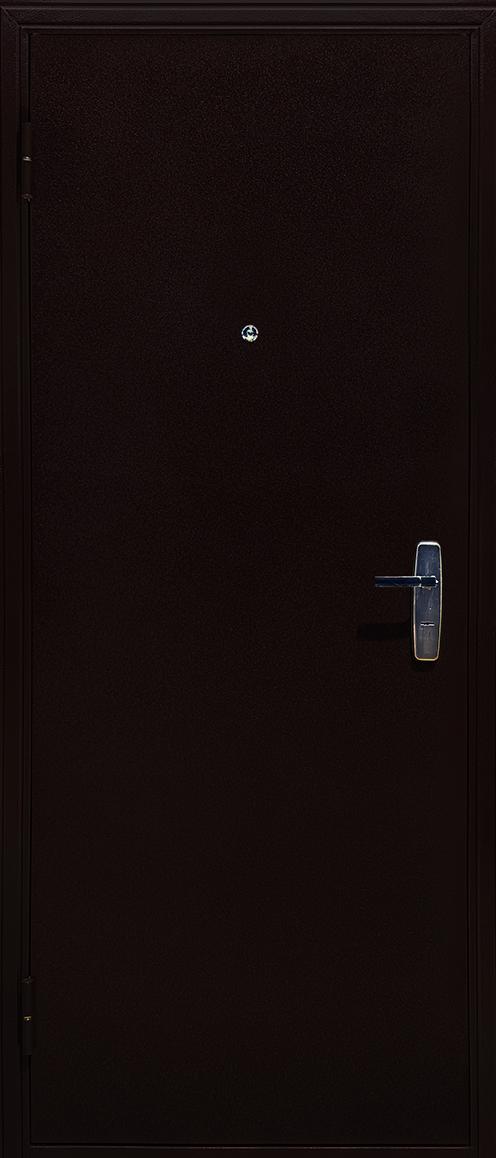 строительные металлические двери оптом