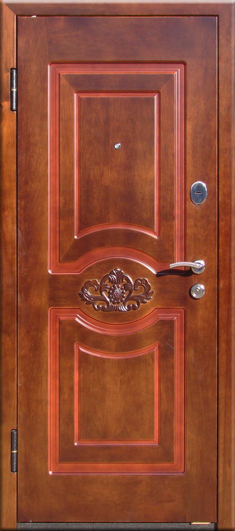 красивые недорогие металлические двери