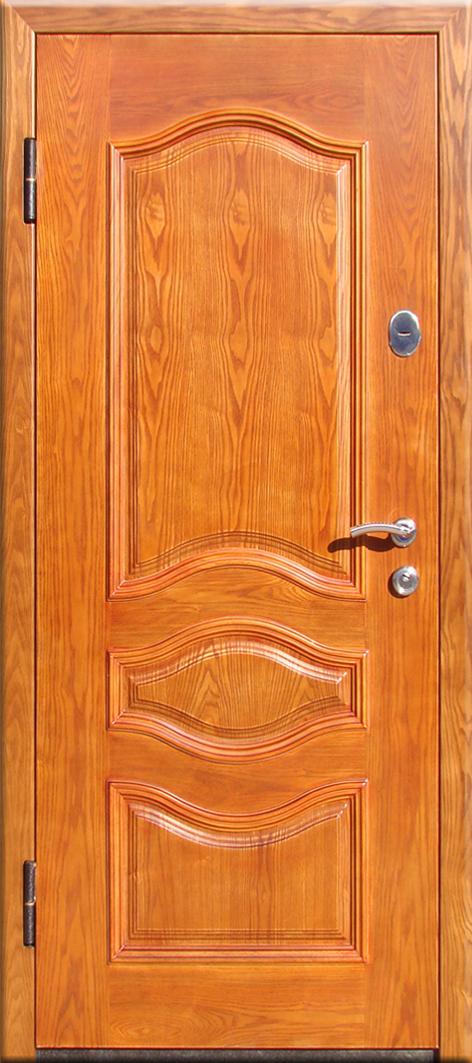 дверь входная металл шпон цена