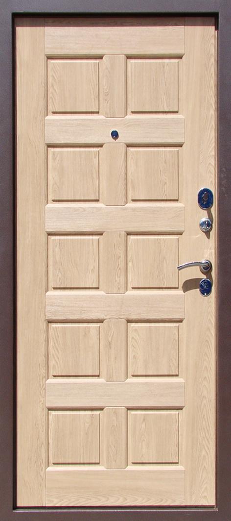 стоимость облицовки входной двери с внутренней стороны