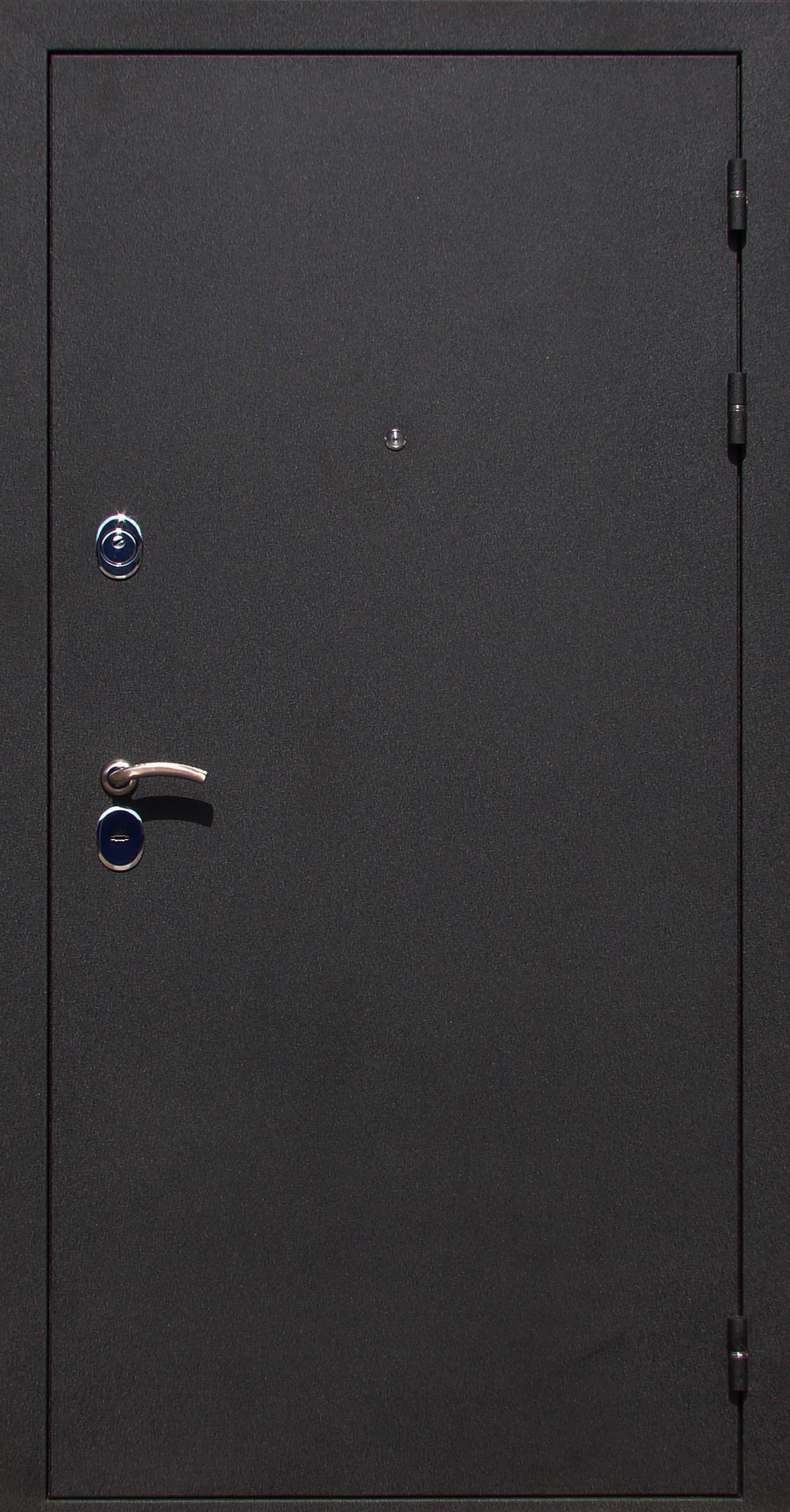 железная дверь шелк